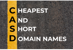 Where is the cheapest place to buy a catchy business domain name in 2019?