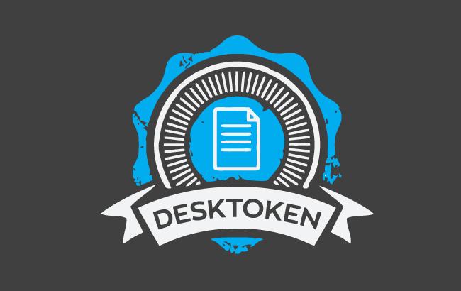 DESKTOKEN.COM